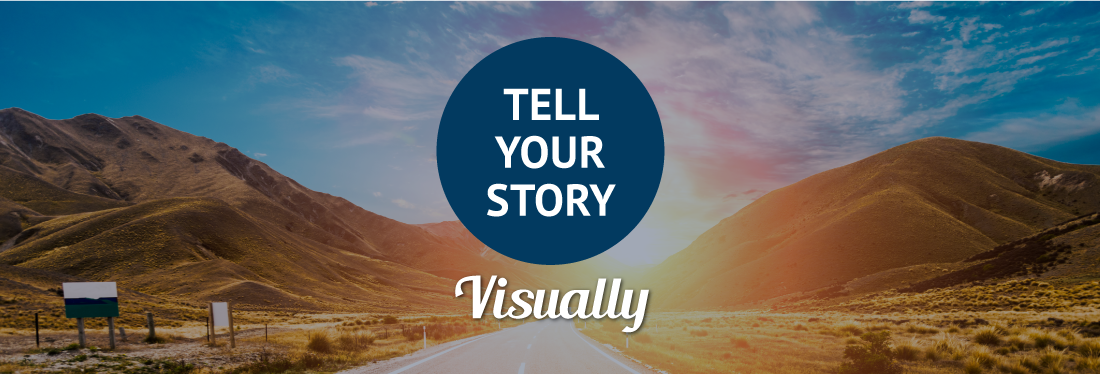 Tell your story visually